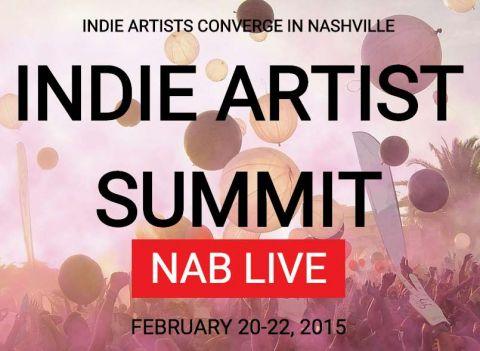 Indie Artist Summit Nashville 2015