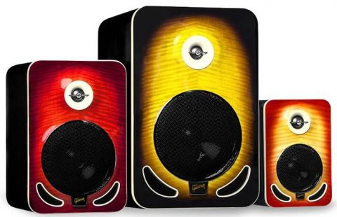 Les Paul Reference Monitors