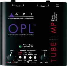 ART Tube MP OPL Microphone Preamp