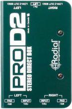 Radio Pro D2 Stereo Di Box