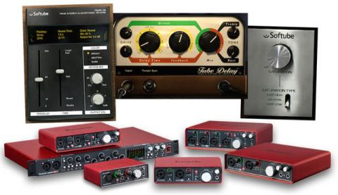 Softube's Time and Tone Bundle